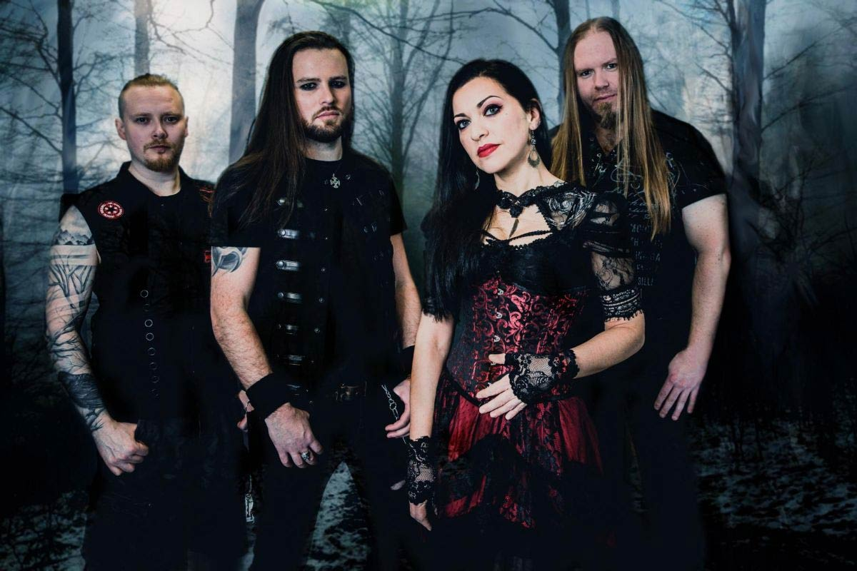 Sirenia members (Click to see larger picture)