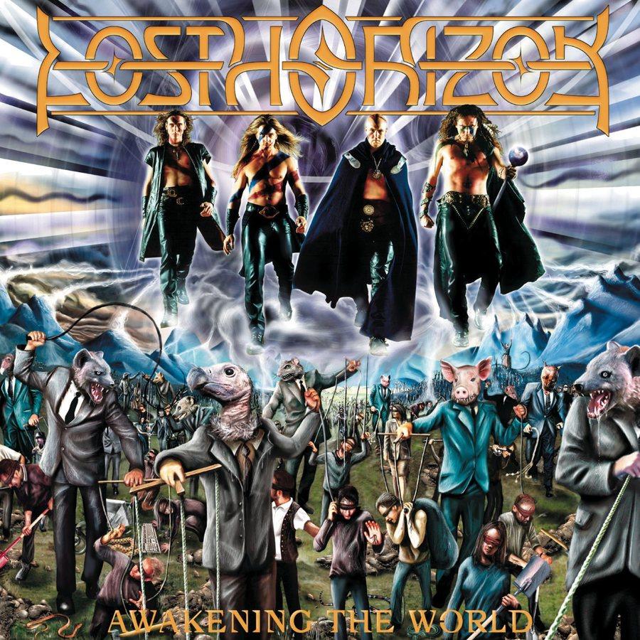 Lost Horizon - Awakening the World