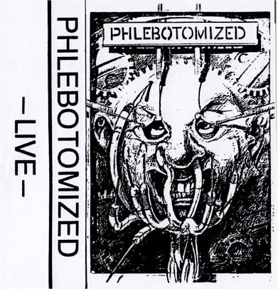 Phlebotomized - Live