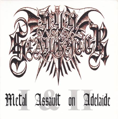 Nunslaughter - Metal Assault on Adelaide
