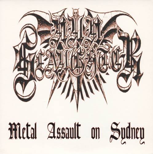 Nunslaughter - Metal Assault on Sydney