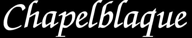 Chapelblaque - Logo
