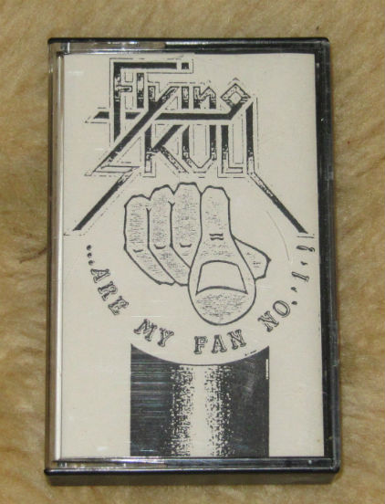 Flying Skull - You Are My Fan No.1