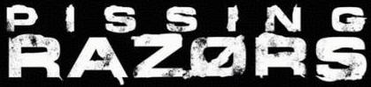Pissing Razors - Logo