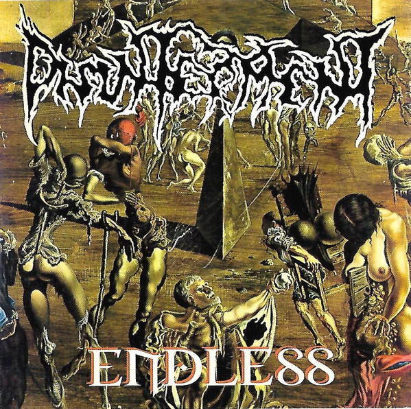 Disinterment - Endless