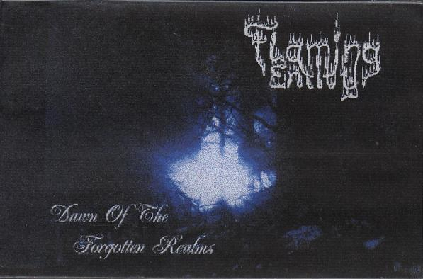 Flaming Entity - Dawn of the Forgotten Realms