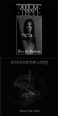 Taake / Gigantomachy - Dra Til Helvete / Restart the Night