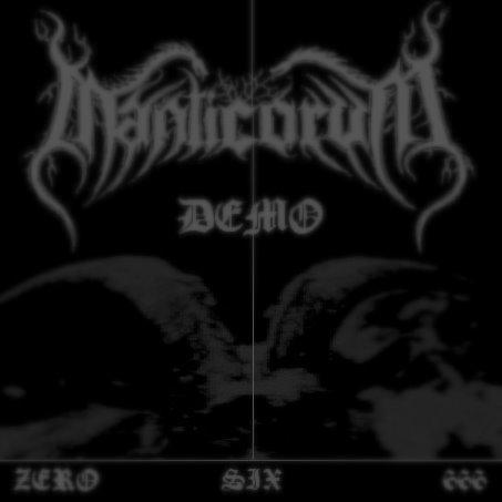 Manticorum - Zero Sin 666