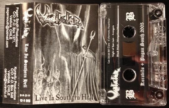 Vastator - Live in Southern Hell