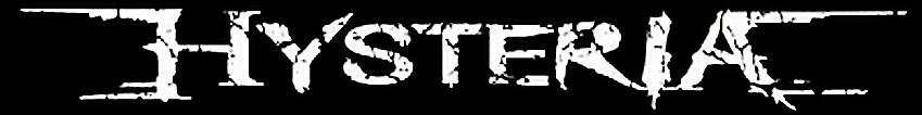 Hysteria - Logo