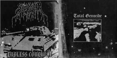 Szron / Total Genocide - Endless Conquest / Total Genocide