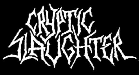 Cryptic Slaughter - Logo