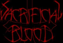Sacrificial Blood - Logo