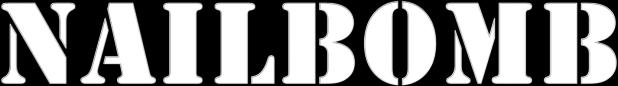 Nailbomb - Logo