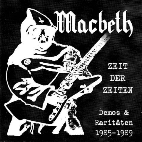 Macbeth - Zeit der Zeiten (1985-1989)