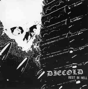 Diecold - Rest in Hell