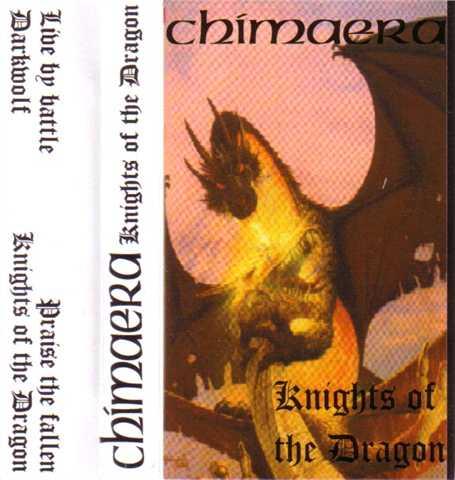 Chimaera - Knights of the Dragon