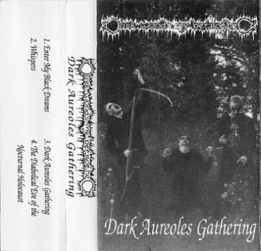 Dark Aureoles Gathering cover (Click to see larger picture)