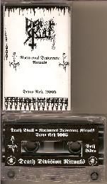 Death Skull - Nocturnal Desecrate Rituals
