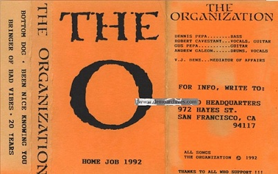 The Organization - Home Job