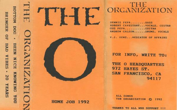 The Organization - Home Job