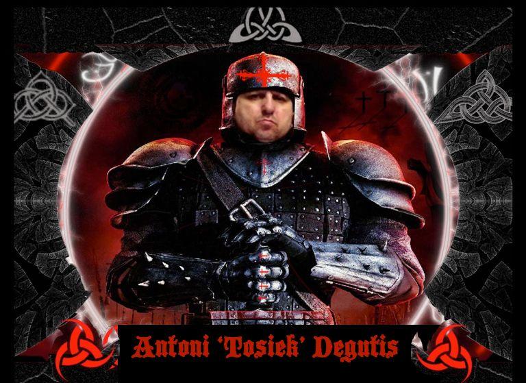 "Antoni ""Tosiek"" Degutis"