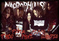 Necrophilism - Photo