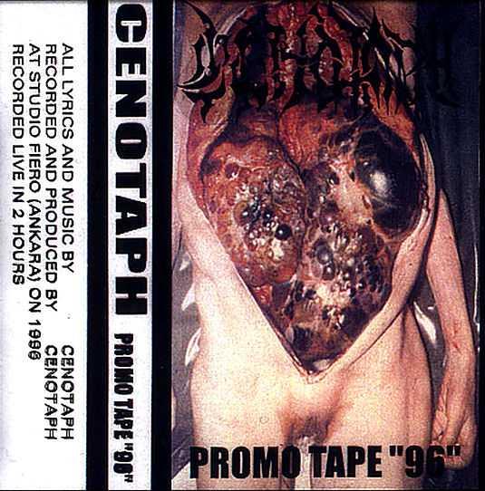 "Cenotaph - Promo Tape ""96"""