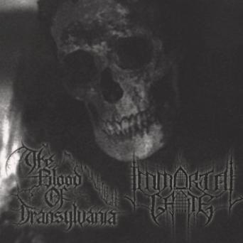 Immortal Gate / The Blood of Transylvania - The Blood of Transylvania / Immortal Gate