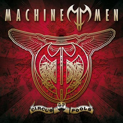 Machine Men - Circus of Fools