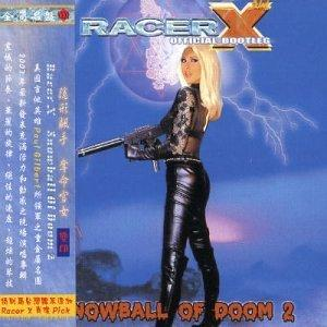 Racer X - Snowball of Doom 2