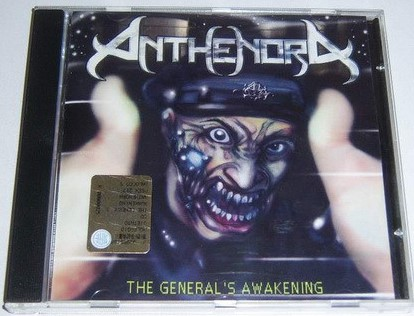 Anthenora - The General's Awakening