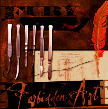 Fury - Forbidden Art