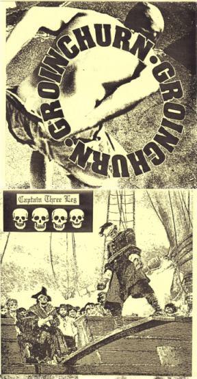 Groinchurn - Groinchurn / Captain Three Leg