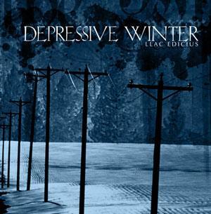 Llac Edicius, Depressive Winter