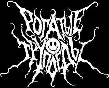 Рогатые Трупоеды - Logo