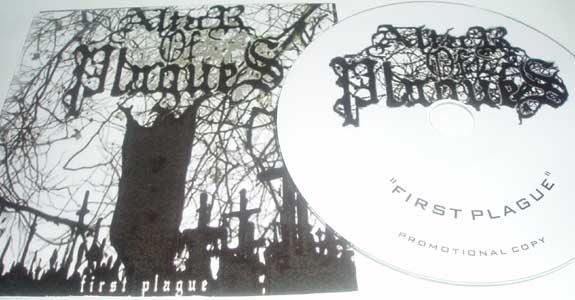 Altar of Plagues - First Plague