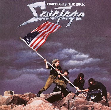 Savatage — Fight for the Rock (1986)