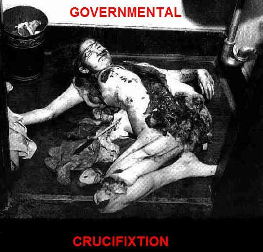 Governmental Crucifixtion - Demo