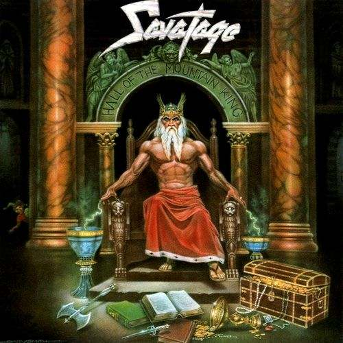 Savatage — Hall of the Mountain King (1987)