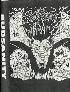 Subsanity - Post-Apocalyptic Doom Attack