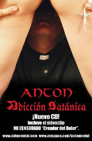 Anton - Adicción Satánica