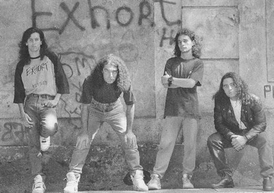 Exhort - Photo