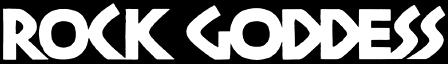 Rock Goddess - Logo