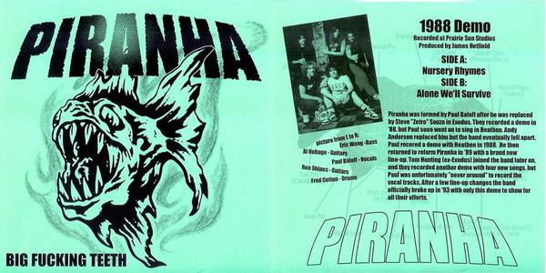 Piranha - Big Fucking Teeth