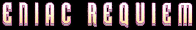Eniac Requiem - Logo