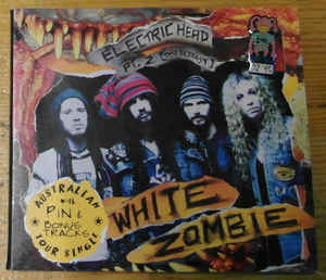 White Zombie - Electric Head Pt. 2 (The Ecstacy)