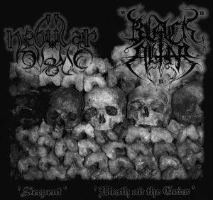 Nebular Mystic / Black Altar - Wrath ov the Gods / Serpent
