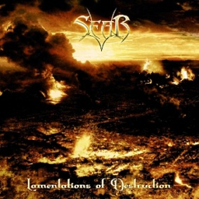 Sear - Lamentations of Destruction