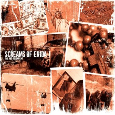 Screams of Erida - The Red Testament
